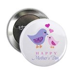 Happy Mothers day bird and chick 2.25