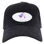 Happy Mothers day bird and chick Baseball Cap
