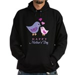 Happy Mothers day bird and chick Hoody