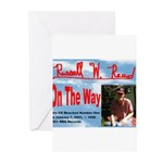 On The Way CD Greeting Cards (Pk of 20)