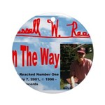 On The Way CD Ornament (Round)