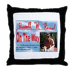 On The Way CD Throw Pillow