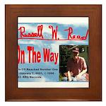 On The Way CD Framed Tile