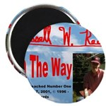 On The Way CD Magnet