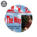 """On The Way CD 3.5"""" Button (10 pack)"""