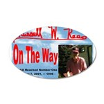 On The Way CD Wall Decal