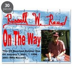 On The Way CD Puzzle
