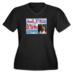 On The Way CD Plus Size T-Shirt