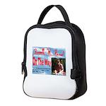 On The Way CD Neoprene Lunch Bag