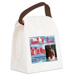 On The Way CD Canvas Lunch Bag
