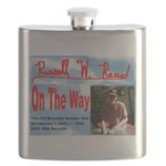On The Way CD Flask