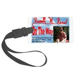 On The Way CD Luggage Tag