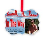 On The Way CD Ornament