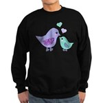 Mama bird and chick Jumper Sweater