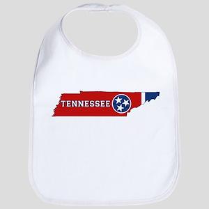 Tennessee Flag Bib