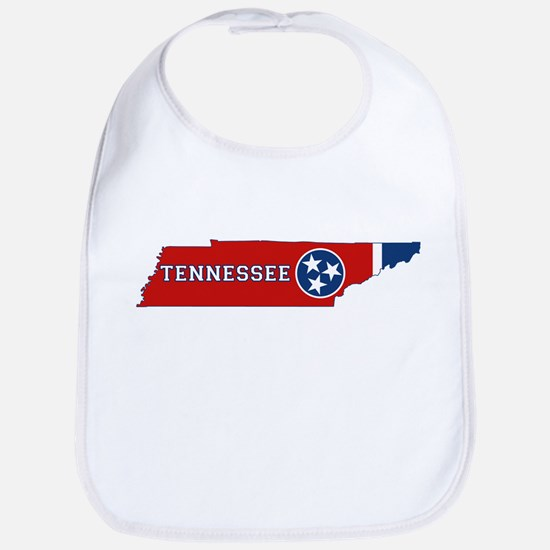Tennessee Flag Bib