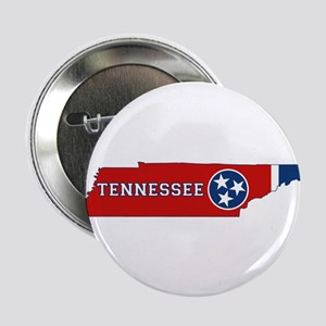 "Tennessee Flag 2.25"" Button"