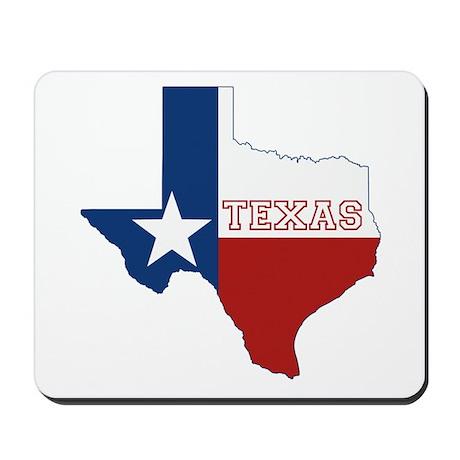 Texas Flag Mousepad