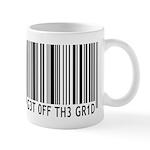 Get off the Grid   Mug