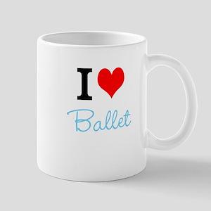 I love ballet Mug