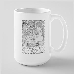 EyesWideOpen Mug