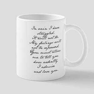 7 Jane Austen Prop... Mug