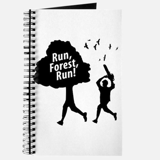 Run Forest Run | Journal