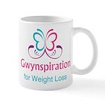 Gwynspiration for Weight Loss Mug