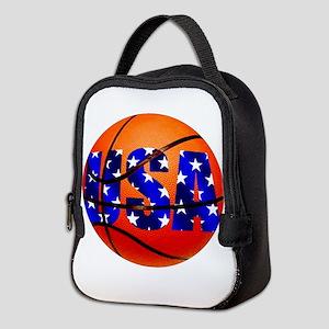 USA Basketball Neoprene Lunch Bag