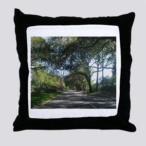 Savannah Georgia Throw Pillow