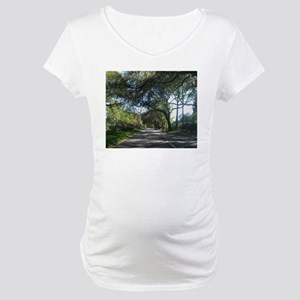 Savannah Georgia Maternity T-Shirt