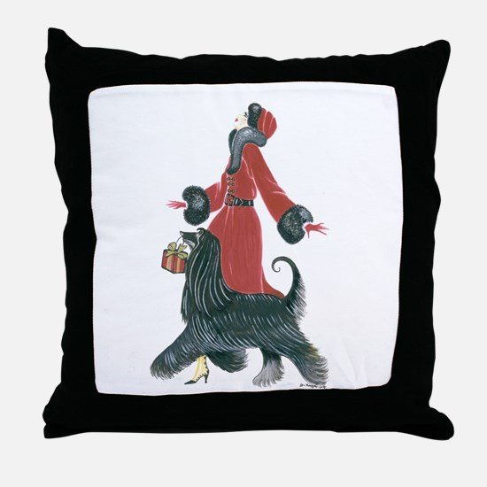 Ruby.png Throw Pillow