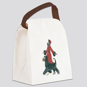 Ruby Canvas Lunch Bag