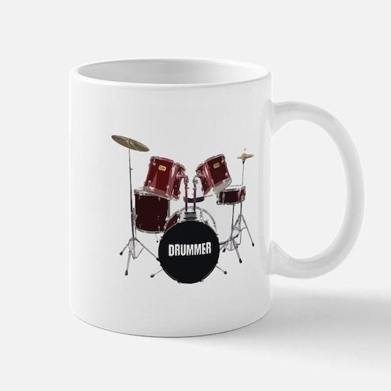 drum kit Mug