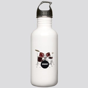 drum kit Water Bottle
