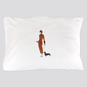 Tilly and Franz Pillow Case