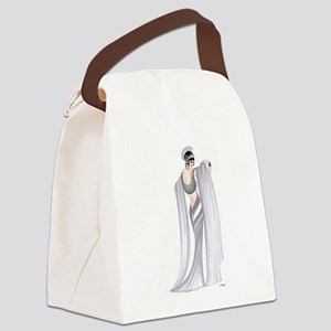 Selene Canvas Lunch Bag