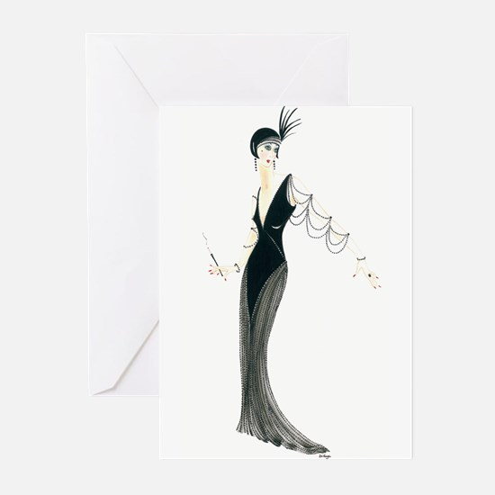 Josephine.png Greeting Cards (Pk of 20)
