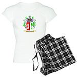 Castelluzzo Women's Light Pajamas