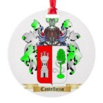 Castelluzzo Round Ornament