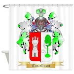 Castelluzzo Shower Curtain