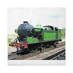 Steam train, Railway gifts Queen Duvet