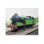 Steam train, Railway gifts Throw Blanket