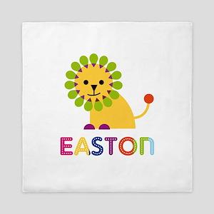 Easton Loves Lions Queen Duvet