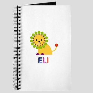 Eli Loves Lions Journal