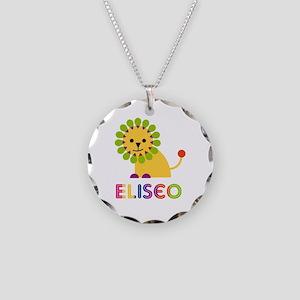 Eliseo Loves Lions Necklace