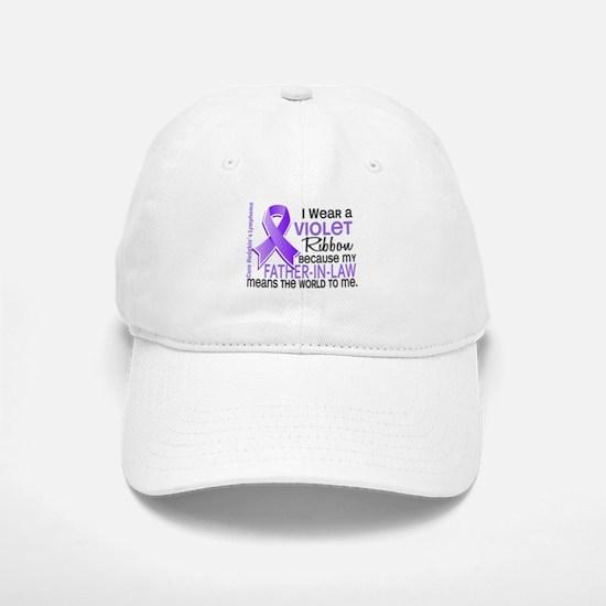 LO Means World H Lymphoma Baseball Baseball Cap