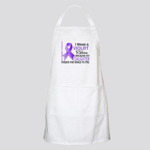 LO Means World H Lymphoma Apron