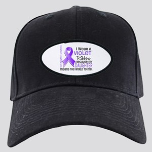 LO Means World H Lymphoma Black Cap