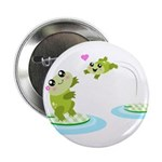 Cute mother and child frogs 2.25